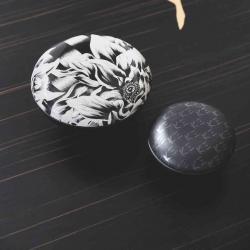 Design details from the Shogun ceramic line. Understated elegance.