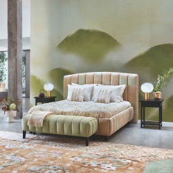 Like sleeping on a cloud  Evoking a sense of harmony and tranquillity the sakura linens line is just as comfortable as it is beautiful.