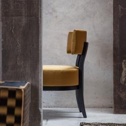 Shogun chair, comfy and sophisticated   #kenzotakada #K3 #furniture #furnituredesign #showroom #designshowroom #design #interiordesign #luxury #style #stylish #stylishinteriors #designersofinsta